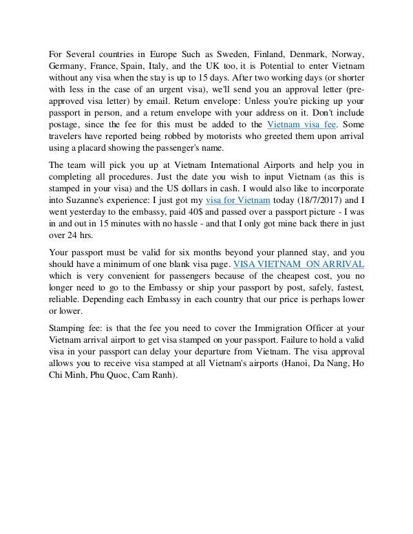 Business Visa Vietnam  - Requirements & How to get one? Vietnam Evisa - Vietnam Visa tips & tricks