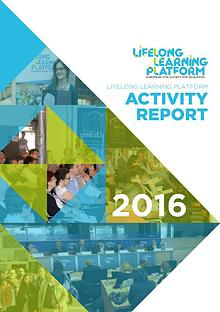 Lifelong Learning Platform Activity Report 2016