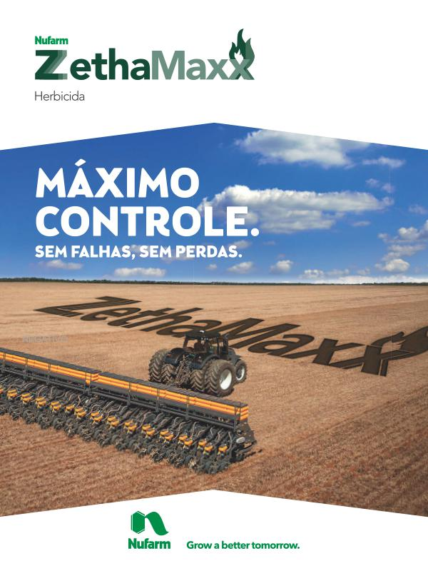 ZethaMaxx - Herbicida FOLHETO ZETHAMAXX