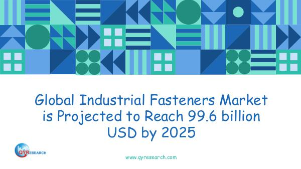 QYR Market Research Global Industrial Fasteners Market Research