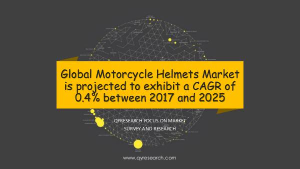 QYR Market Research Global Motorcycle Helmets Market Research Report