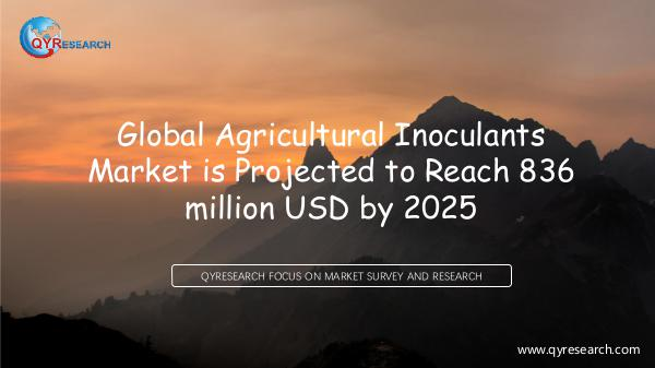QYR Market Research Agricultural Inoculants Market Research Report