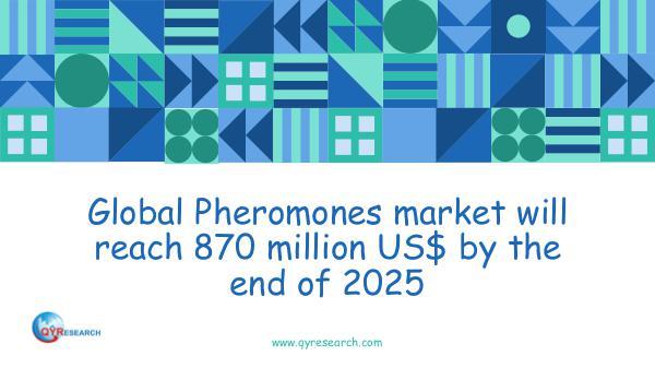QYR Market Research Global Pheromones market research