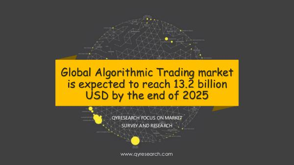 QYR Market Research Global Algorithmic Trading market research