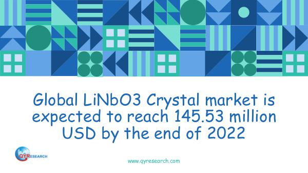 QYR Market Research Global LiNbO3 Crystal market research