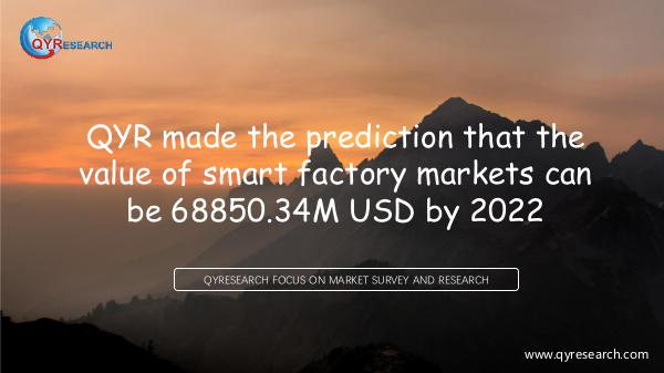 QYR Market Research Global Smart Factory Market Research