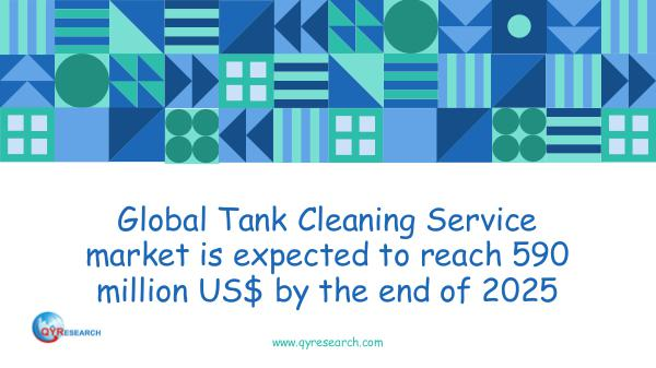QYR Market Research Global Tank Cleaning Service market research