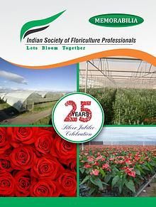 Silver Jubilee Of Indian Floriculture Series -1