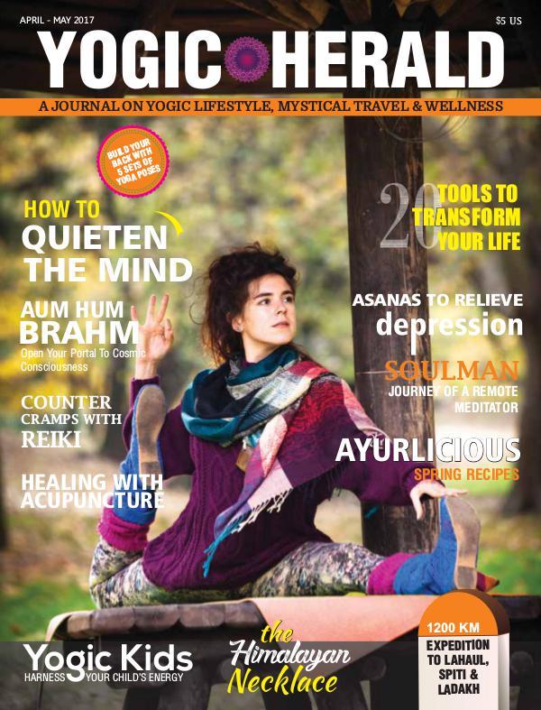 Yogic Herald May Issue