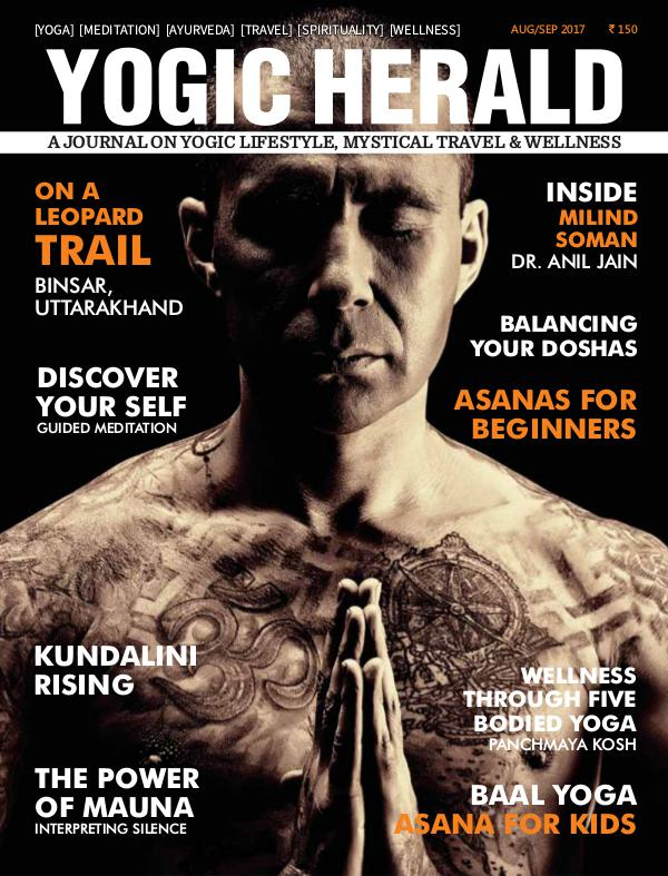 Yogic Herald Aug Sep 2017