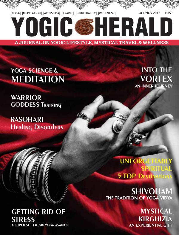 Yogic Herald Oct/Nov 2017