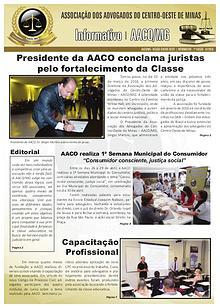 Informativo AACO - 1ª Edição