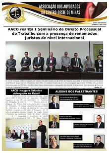 Informativo AACO - 2ª Edição
