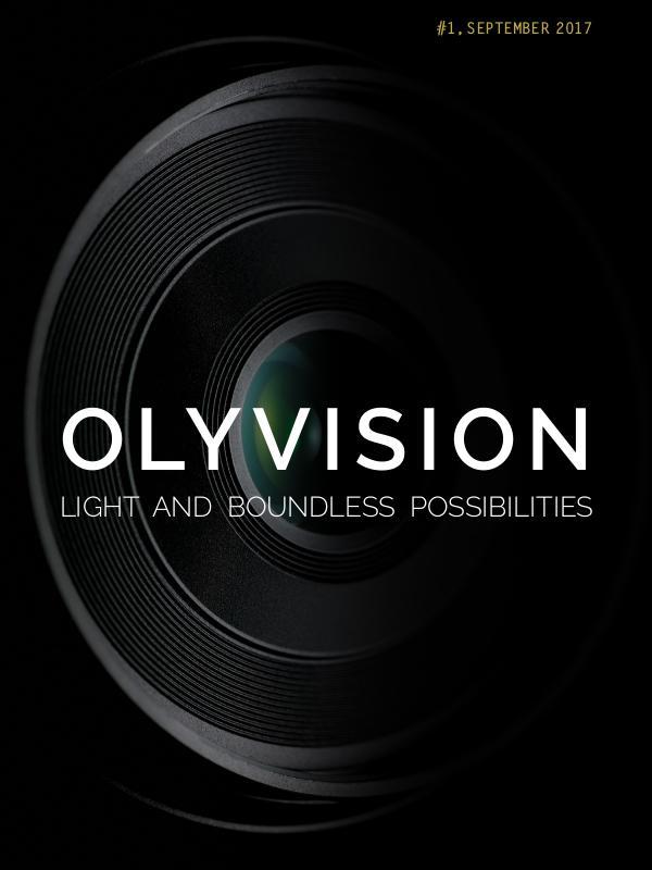 OlyVision #1, September 2017