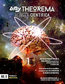 UTCJ THEOREMA  Revista científica