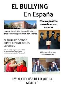El Bullying en España