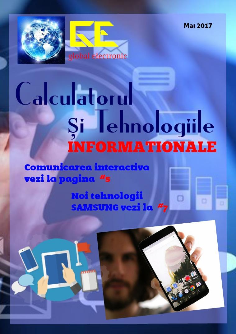 Noile tehnologii informationale Electronic (global)