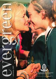 St Margaret's College 2017 Autumn Evergreen Magazine
