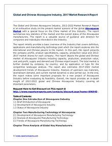 Atovaquone Market 2022 Forecasts Company Profile, Product Specificati
