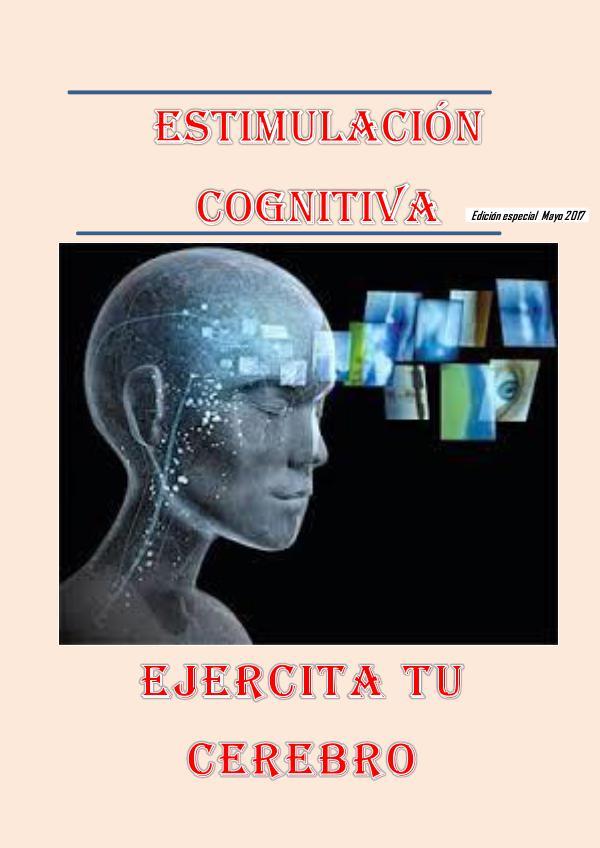 estimulación cognitiva trabajo revista  cognitivos