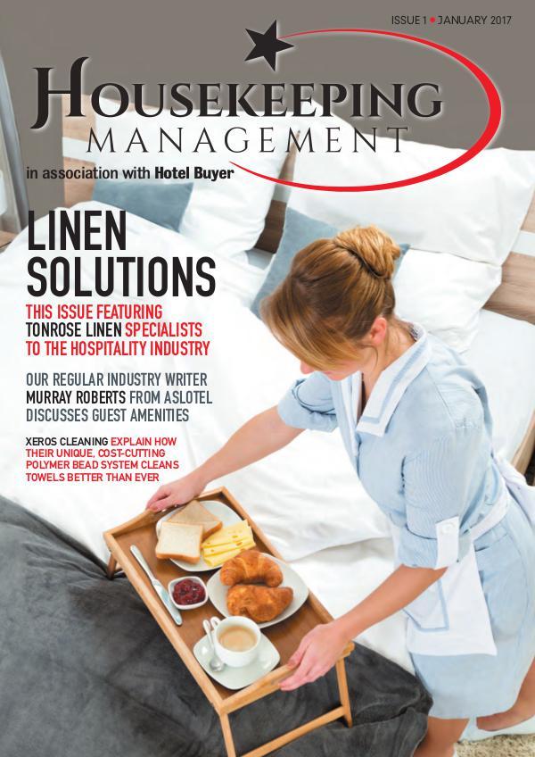 Murray Roberts writes about hotel amenities HK Magazine January issue