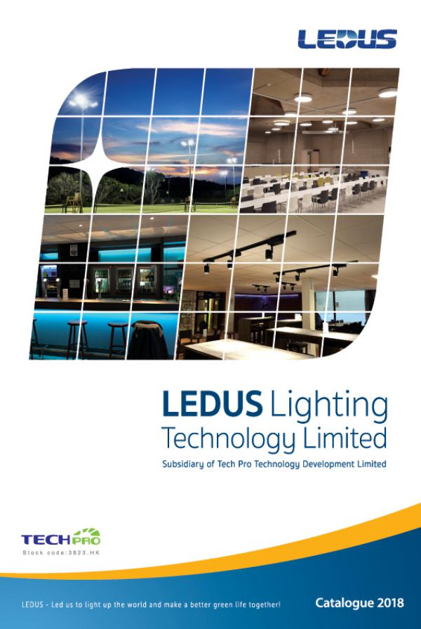 LEDUS Catalogue 2018 LEDUS Catalogue 2018