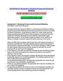 CIS 353 RANK creative knowledge /cis353rank.com