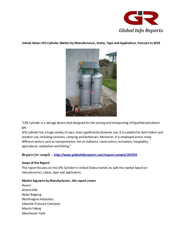 LPG Cylinder Market: Huanri, Amtrol-Alfa, Hebei Baigong, Worthington LPG Cylinder Market