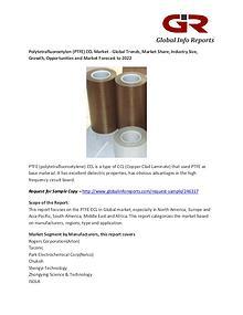 Polytetrafluoroetylen (PTFE) CCL Market - Industry Analysis