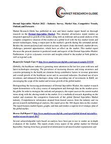 Dermal Injectables Market - Global Trends, Market Share