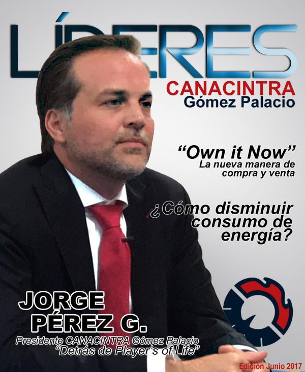 LÍDERES Canacintra Gómez Palacio No. 1