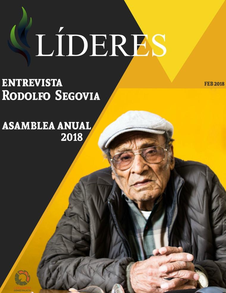 LÍDERES Canacintra Gómez Palacio 8ª. Etapa