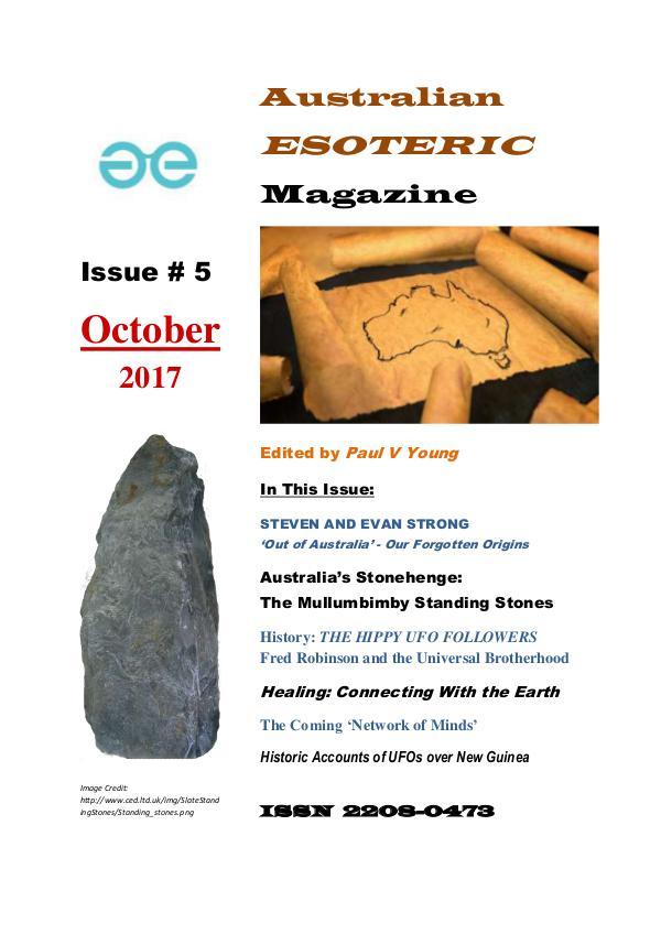 Australian Esoteric Issue 5