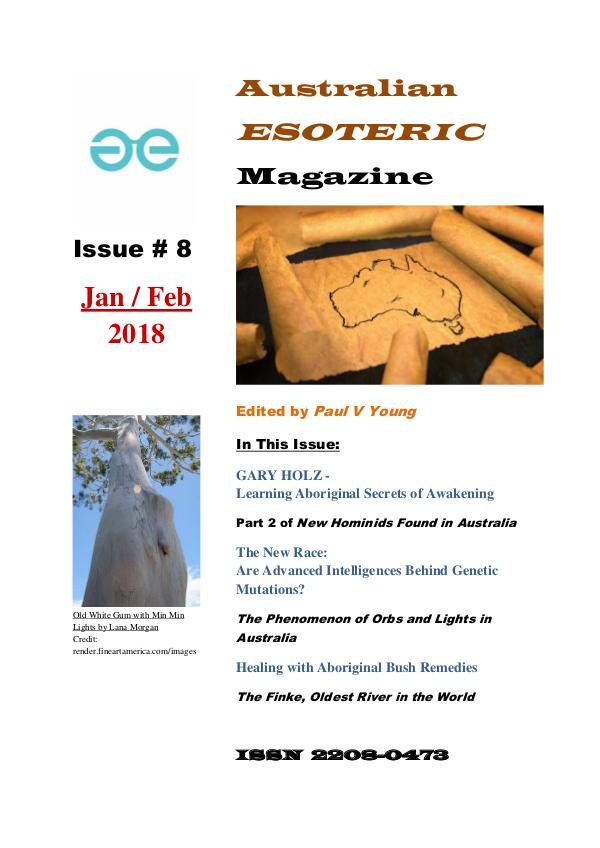 Australian Esoteric Issue 8