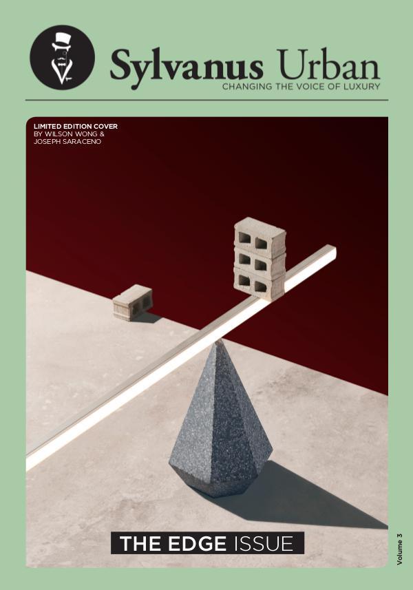Sylvanus Urban - The Edge Issue