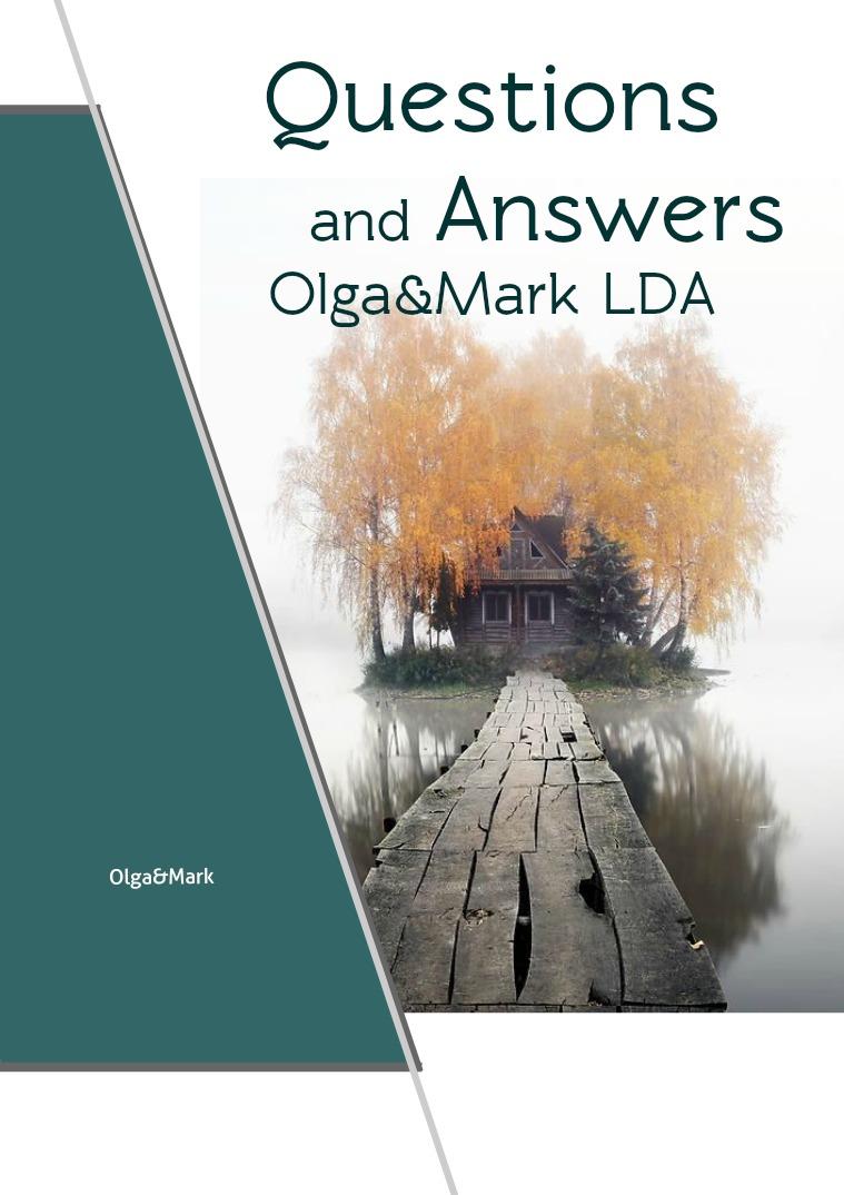 Ваши вопросы и наши ответы Questions and answers
