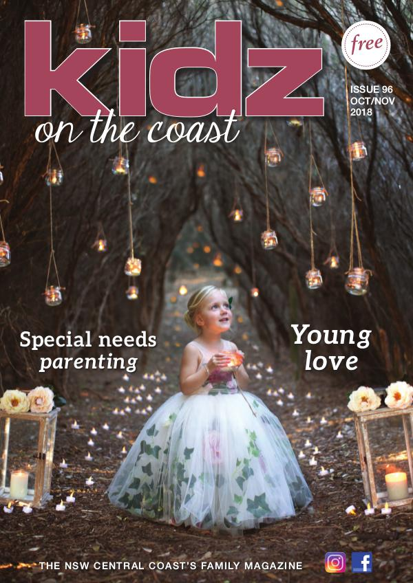 On the Coast – Families Issue 96  I  October/November 2019