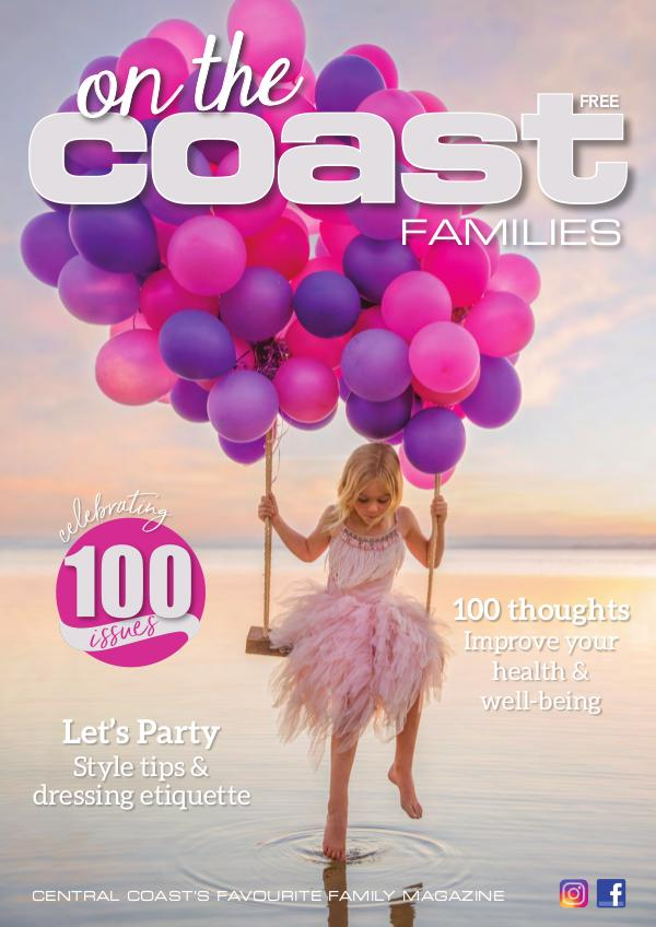 On the Coast – Families Issue 100   I   June/July 2019
