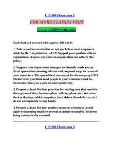 CIS 560 RANK creative knowledge /cis560rank.com