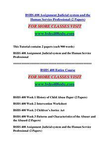 BSHS 408 EDU Great Stories Here/bshs408edu.com