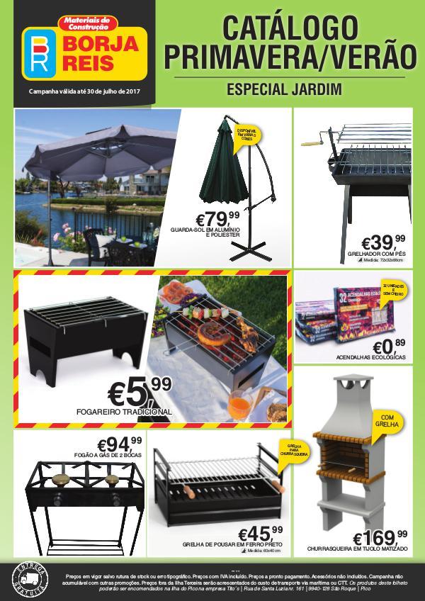 Catálogo Primavera/Verão | Especial Nacional 2017 Catálogo Primavera/Verão | Especial Jardim 2017