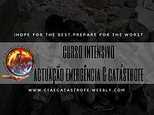 Curso Intensivo de Atuação de Emergência & Catástrofe (2a Edição)