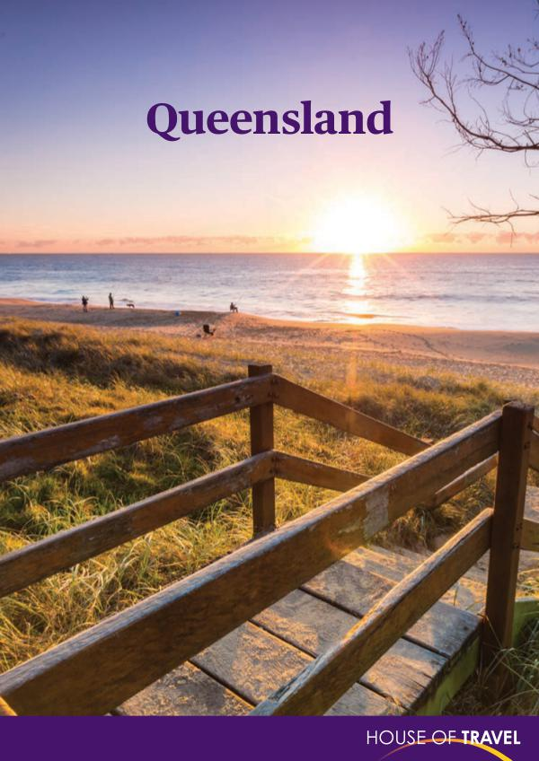 House of travel Queensland Brochure 2017