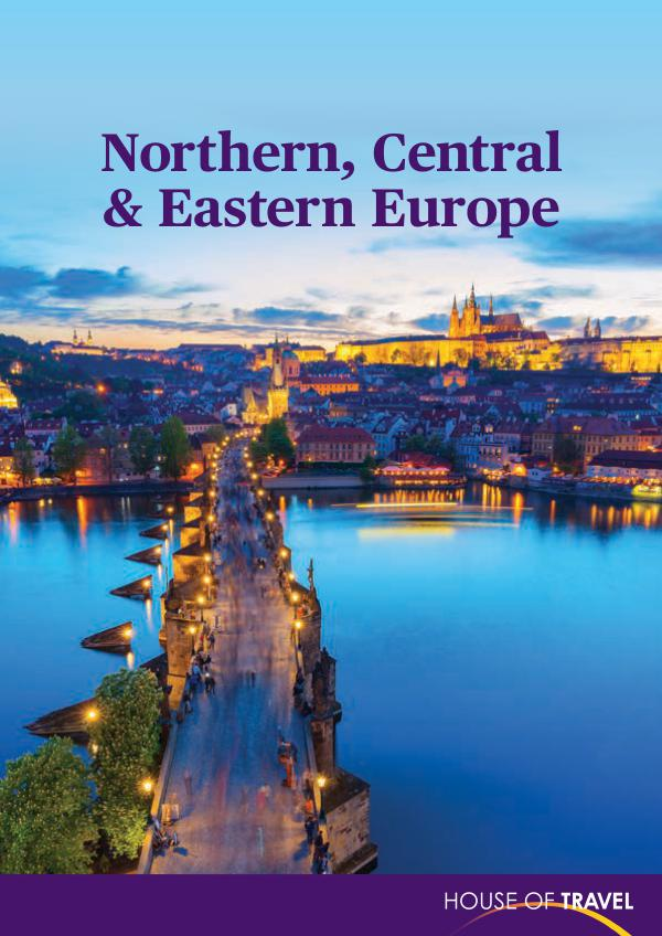 Northern, Central & Eastern Europe Brochure 2017