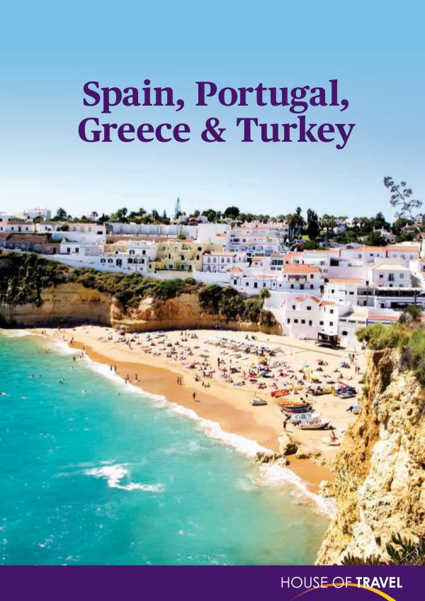 Spain, Portugal, Greece & Turkey 2017