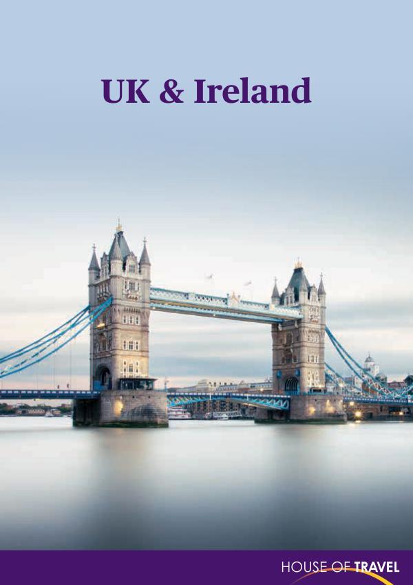 UK & Ireland Brochure 2017