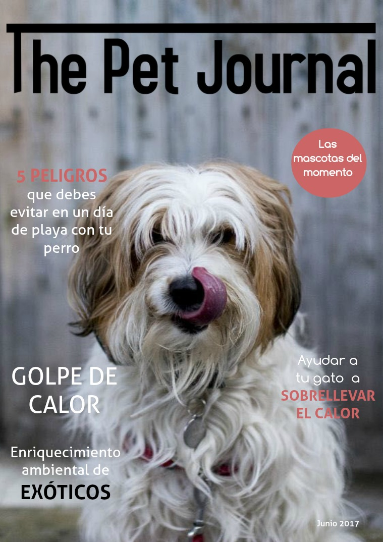The Pet Journal Junio2017