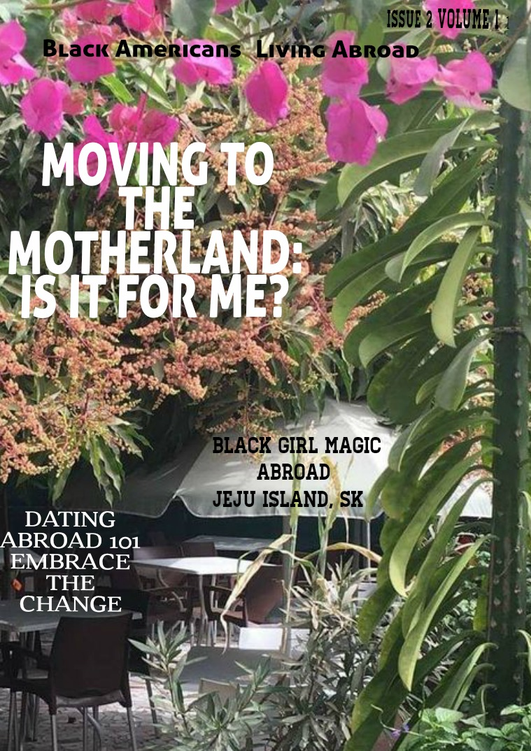 Black Americans Living Abroad Volume 1 Issue 2