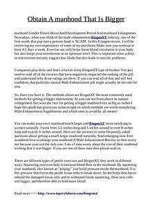 REview Of BiogenXT
