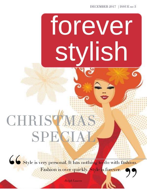 Forever Stylish Issue 3